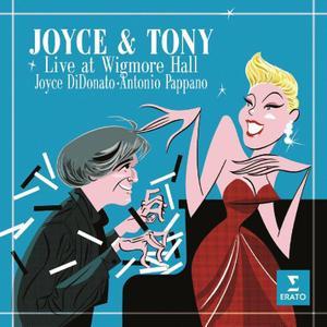 Joyce DiDonato - Joyce & Tony: Live from Wigmore Hall (2015) [Official Digital Download 24/96]