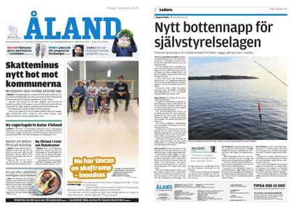 Ålandstidningen – 03 december 2019