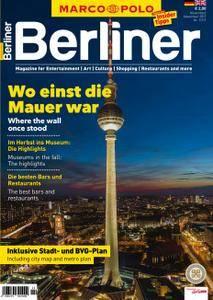 Marco Polo Berliner - November 2017