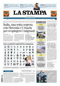 La Stampa Imperia e Sanremo - 2 Novembre 2018