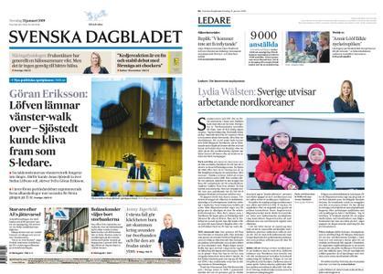 Svenska Dagbladet – 31 januari 2019