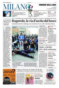 Corriere della Sera Milano – 21 febbraio 2019