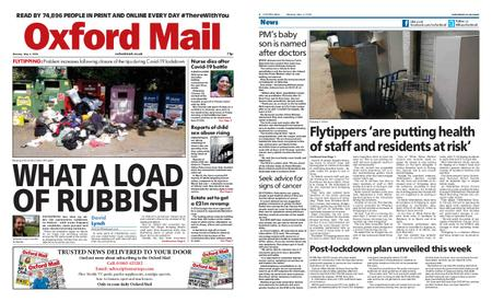 Oxford Mail – May 04, 2020