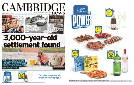 Cambridge News – July 29, 2021