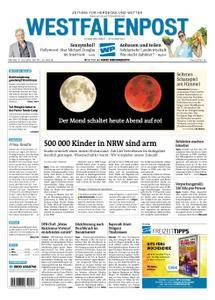Westfalenpost Wetter - 27. Juli 2018