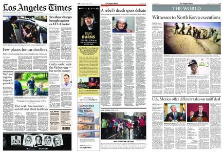 Los Angeles Times – June 11, 2019