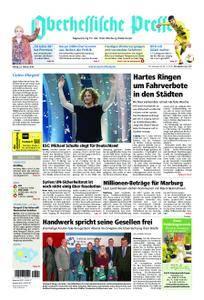 Oberhessische Presse Marburg/Ostkreis - 23. Februar 2018