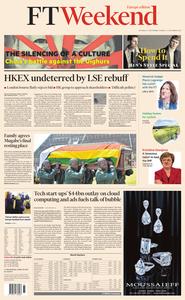 Financial Times Europe – 14 September 2019