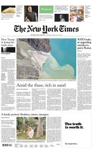 International New York Times - 6-7 July 2019