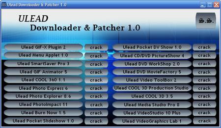 Ulead Downloader & Patcher 1.0