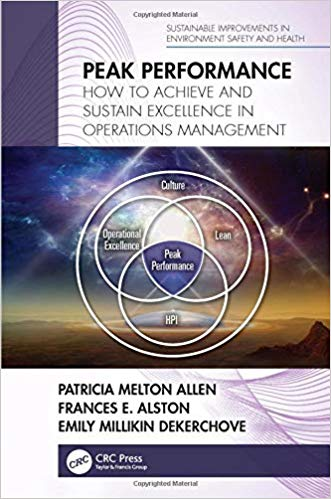 Peak Performance: How to Achieve and Sustain Excellence in Operations Management