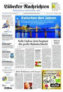 Lübecker Nachrichten Ostholstein Süd - 27. Dezember 2017