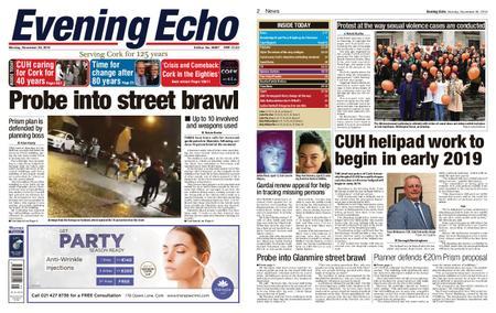 Evening Echo – November 26, 2018