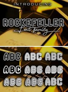Rockefeller Family Font