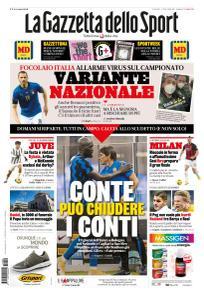 La Gazzetta dello Sport Bergamo - 2 Aprile 2021