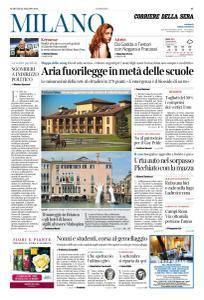 Corriere della Sera Milano - 22 Maggio 2018