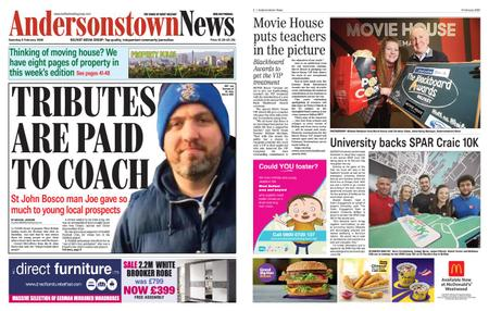 Andersonstown News – February 08, 2020