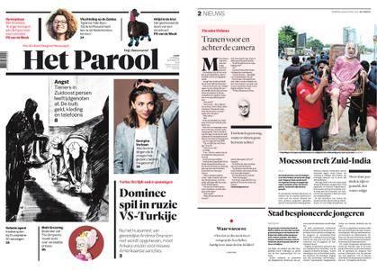 Het Parool – 18 augustus 2018