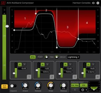 Harrison Multiband Compressor v1.1.0 WiN