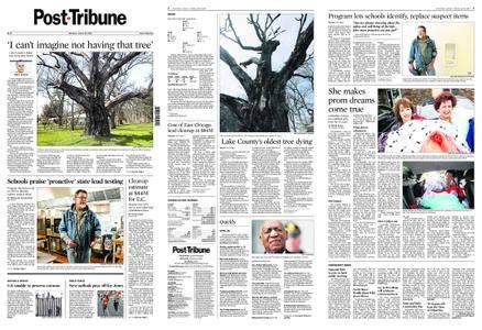 Post-Tribune – April 30, 2018