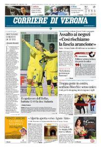 Corriere di Verona – 29 novembre 2020
