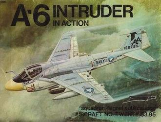 A-6 Intruder in Action (Squadron Signal 1020) (repost)
