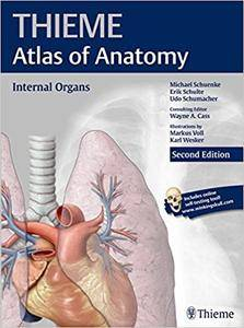 Atlas of Anatomy: Internal Organs, 2 edition