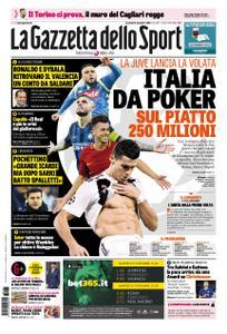 La Gazzetta dello Sport Roma – 27 novembre 2018