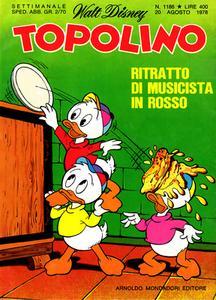 Topolino 1186 - Paperino e la danza della pioggia (08-1978)