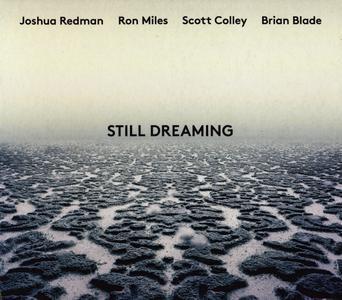 Joshua Redman, Ron Miles, Scott Colley & Brian Blade - Still Dreaming (2018) {Nonesuch 7559-79330-8} (Complete Artwork)