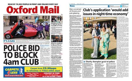 Oxford Mail – May 18, 2019