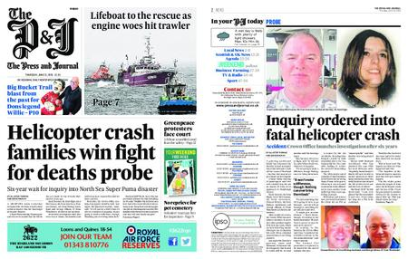 The Press and Journal Moray – June 13, 2019