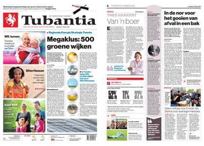 Tubantia - Enschede – 07 oktober 2019