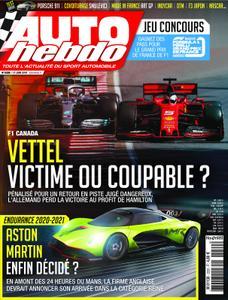 Auto Hebdo - 13 juin 2019