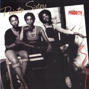 The Pointer Sisters - Priority (1979) [2013, Remastered Reissue]