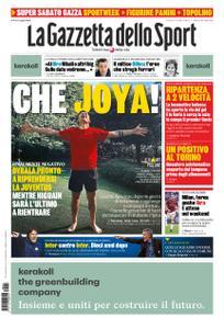 La Gazzetta dello Sport Sicilia – 07 maggio 2020