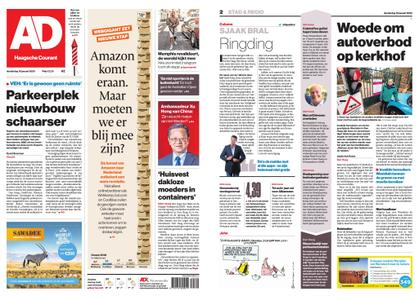 Algemeen Dagblad - Zoetermeer – 16 januari 2020