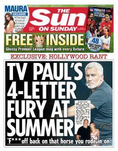 The Sun UK - 4 August 2019