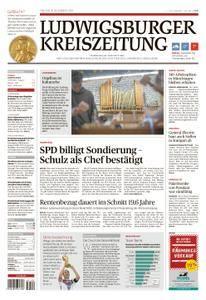 Ludwigsburger Kreiszeitung - 08. Dezember 2017