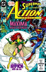 Action Comics 1990-03 651
