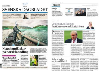 Svenska Dagbladet – 10 juli 2019