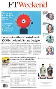 Financial Times Asia - April 18, 2020