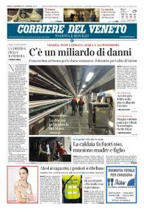 Corriere del Veneto Padova e Rovigo – 16 novembre 2019