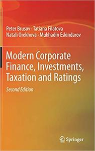Modern Corporate Finance, Investments, Taxation and Ratings, 2 edition
