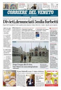 Corriere del Veneto Padova e Rovigo – 25 marzo 2020