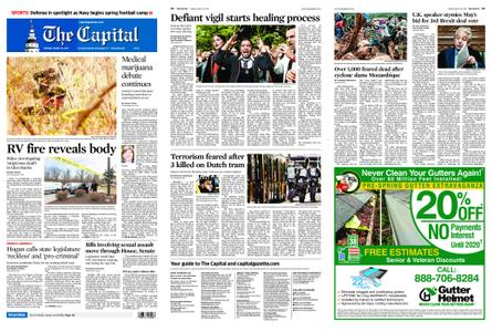 The Capital – March 19, 2019