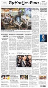 The New York Times – 10 July 2019