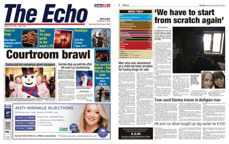 Evening Echo – November 16, 2019
