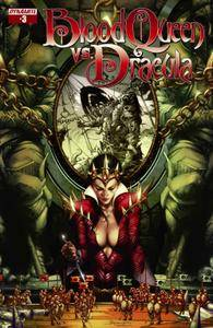 Blood Queen Vs Dracula 0032015 2 covers Digi-Hybrid