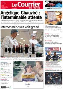 Le Courrier de l'Ouest Angers - 15 juin 2018